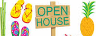 Open House Registration Day, April 28th