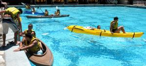 kayaking-in-pool