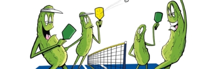 Intro to Pickleball – July 18 @ 7:30pm