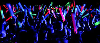 Teen Glow Party: Thursday, July 26th