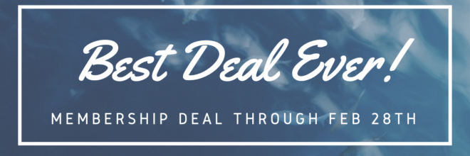 Best Membership Deal!