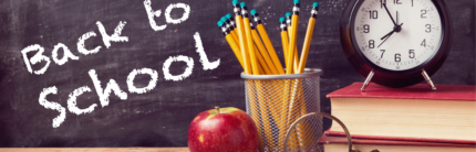 Teen Back-to-School Party: August 29th