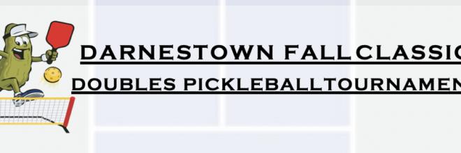 Fall Classic Doubles Pickleball Trounament
