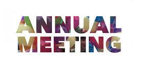 DSRC Annual Board Meeting: Tuesday, Nov. 12, 7:30pm