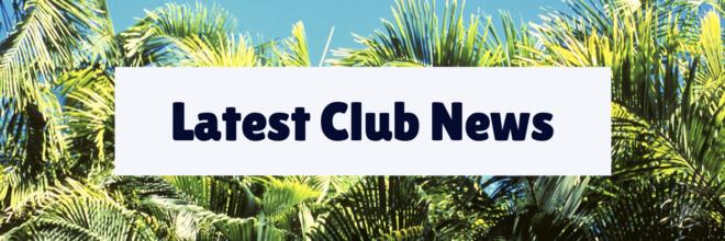Latest Club News