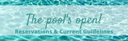 Pool Reservations & Guidelines