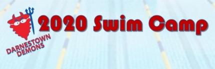 2020 Swim Camp!